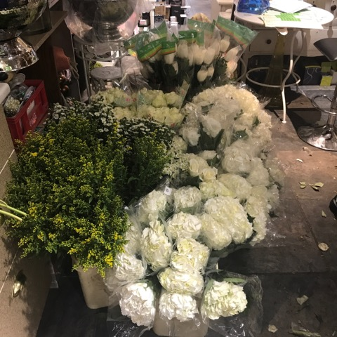 Flowers Just arrived in the store