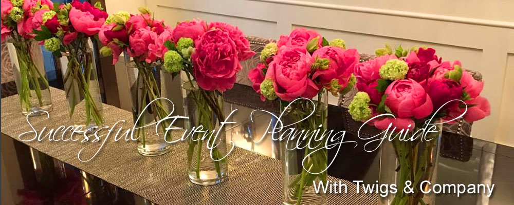 Successful Event Planning Guide with Twigs & Company